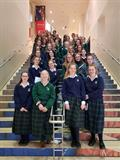 5th and 6th Year Art Trip to the Lucian Freud exhibition in IMMA and the NGI