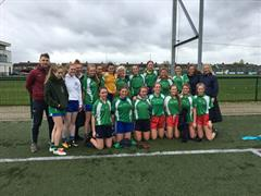 Senior Gaelic Team Win
