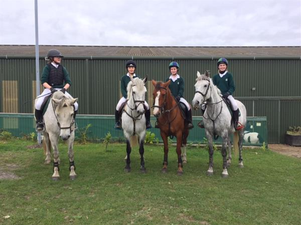 Equestrian Team News