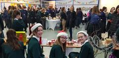 1st Year Business Enterprise Christmas Fair