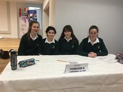 Junior Irish Debate Team  - Gael Linn