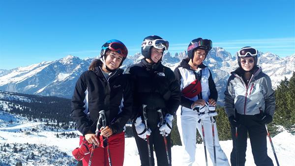 Ski Trip  Andalo 2019