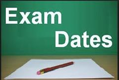 Mock Exam Timetables 2019