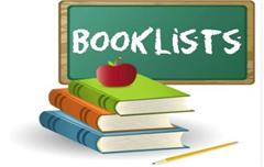 Book List 2020/2021