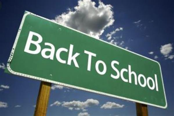 Returning to school arrangements
