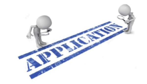 Application form September 2021