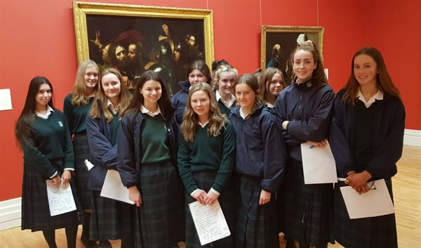 Transition Year Art Trip to the National Gallery of Art