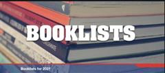 Booklist 2021/2022
